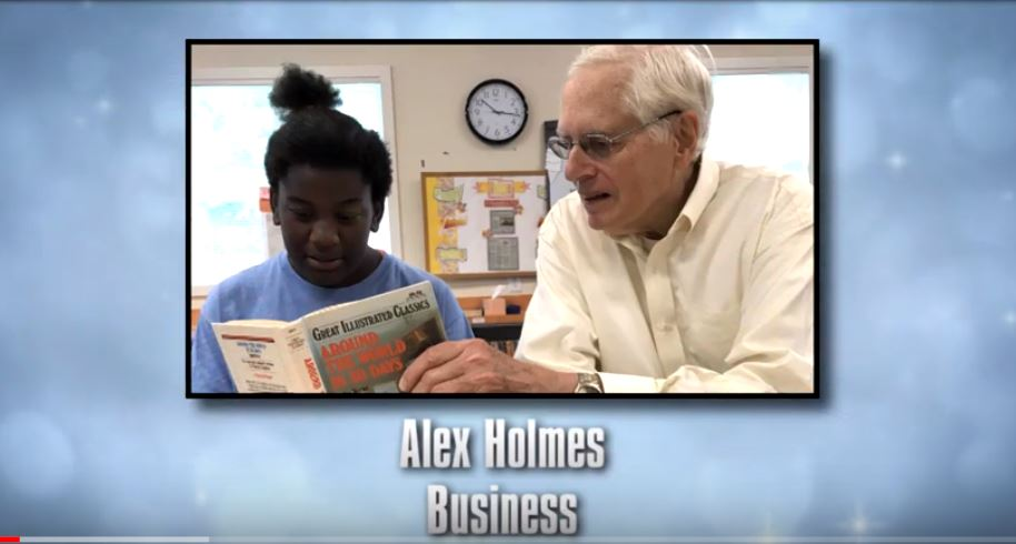 Wake County Public School System's Hall of Fame:  Alex Holmes